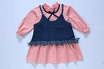 Flower Girl Girls 2-Peice Set, Pink