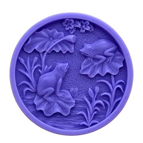 Molde de silicona para jabon y resina epoxi mod.11199