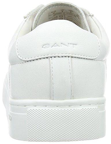 Bright Bianco da Bryant Scarpe Gant Bryant Ginnastica Uomo Gant White 0qfnC8