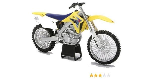 Suzuki RMZ 450 Toy 1:12 Motocross NEW New Ray Model Motorbike 2018 NEW