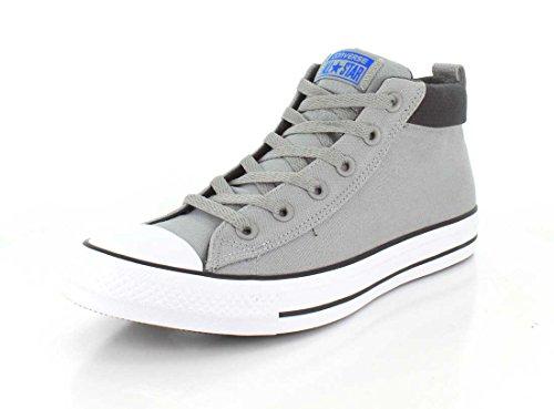 Converse–Chuck Taylor All Star Steet Mid Sneaker Dolphin/Soar/White