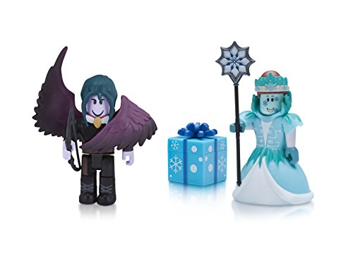 Roblox Celebrity Figure 2-Pack, Frost Empress and Fallen Artemis ()
