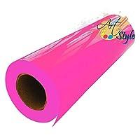 Vinil Textil Rosa Neon