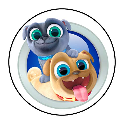 - 30 puppy dog pals, Bingo and Rolly 1.5