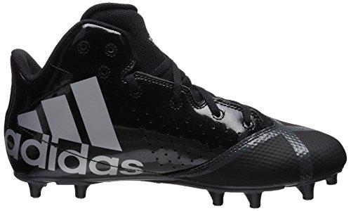 Pictures of adidas Men's Freak X Carbon Mid DA9635 Black/White/Ngtmet 3