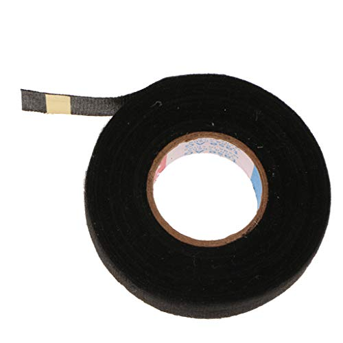 D DOLITY Automotive Car Truck Noise Damping Loom Wire Harness Cloth Electrical Tape: