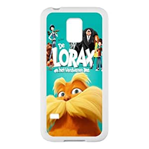 Stylish Design Print Cute Cartoon Film The Lorax Once-ler Picture 3D Case for Samsung Galaxy S5 mini Laser Cover-3