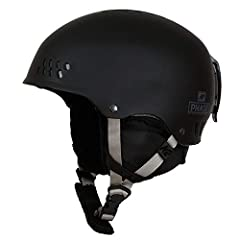 Safety is important but so is having a good time so the K2 Phase Pro Helmet is designed to give you both Safety comes from the fully certified Hard Shell construction and fun is no challenge for the built in Baseline Audio system There are ev...