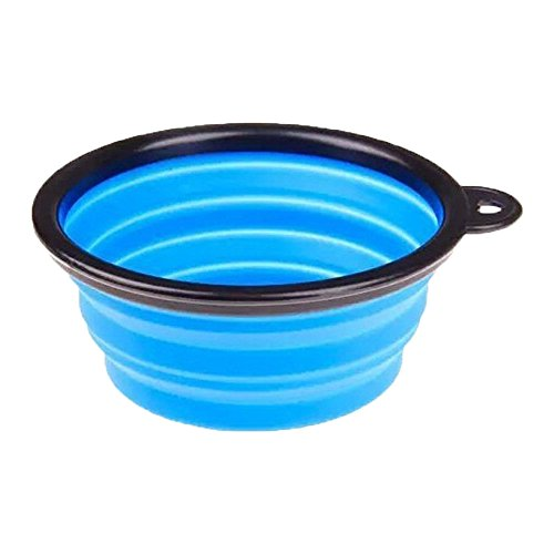 Portable Dog Water Bowls Bowl For Large Breed Dogs Premium: Pet Leso Pop-up Pet Bowl Travel Bowl Water Feeder Bowl