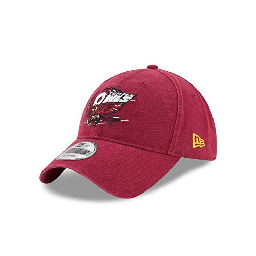 New Era Temple Owls Campus Classic Adjustable Hat - Team Color, One Size