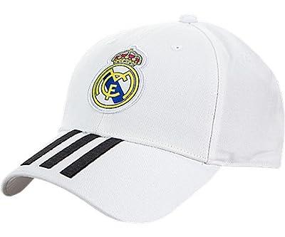 adidas Real Madrid 3-Stripes Strapback