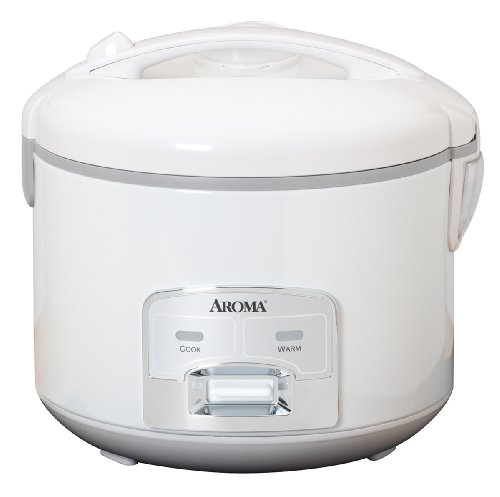 Aroma Housewares ARC-928S 16-Cup Rice Cooker & Food Steamer