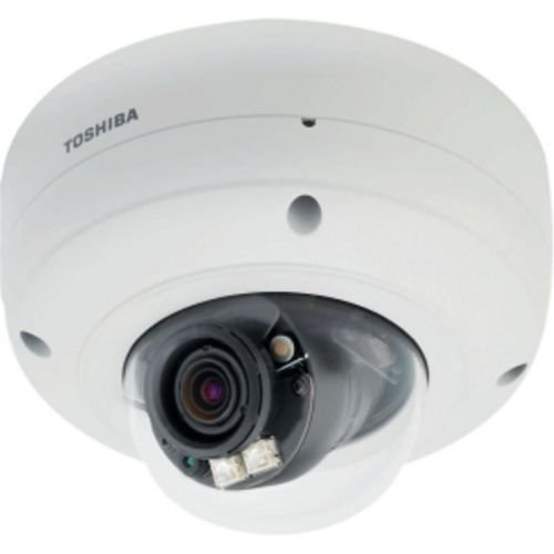 Toshiba Full HD 1080P Outdoor Dome Network Camera IK-WR14A