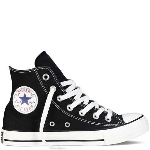 Converse Clothing & Apparel Chuck Taylor All Star High Top Sneaker Black 48 -