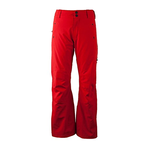 Obermeyer Men's Process Pant Red L