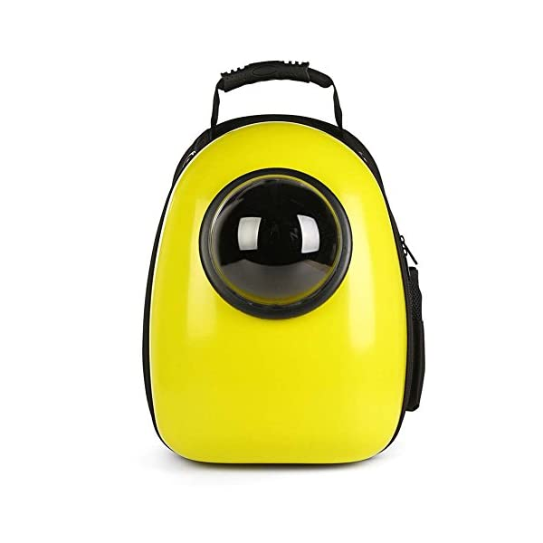 Ocamo Breathable Capsule Pet Backpack Carrier Travel Bags for Cat Dog Puppy Small Animals 12.6″*11.4″*16.5″ Click on image for further info. 4