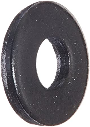 3-1//2 OD Steel Flat Washer 1-1//2 Screw Size 0.180 Thick ASME B18.22.1 Plain Finish 1-5//8 ID Pack of 10