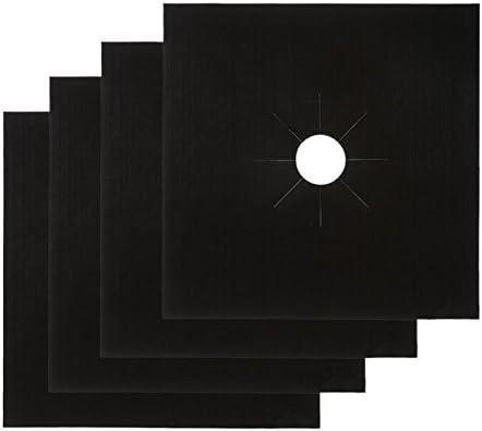 momshand 4-Pack doble grosor Gas gama protectores – 10.6