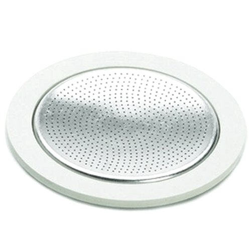 Bialetti Replacement Gasket and Filter For 3 Cup Stovetop - Import It All
