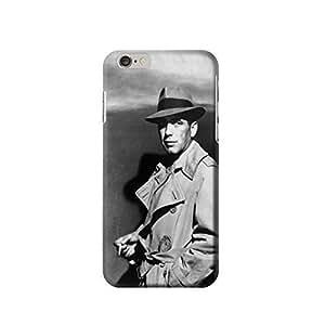 """Humphrey Bogart Casablanca 5.5 inches iPhone 6 Plus Case,fashion design image custom iPhone 6 Plus 5.5 inches case,durable iPhone 6 Plus hard 3D case cover for iPhone 6 Plus 5.5"""", iPhone 6 Plus Full Wrap Case by heywan"""