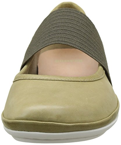 Camper Ladies Right Nina Ballerinas Beige (beige Medio 102)