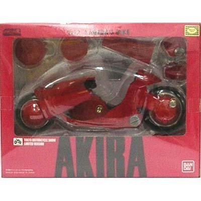 ポピニカ魂 AKIRA アキラ 金田のバイク 東京モーターショー限定版 B002JOTVG4