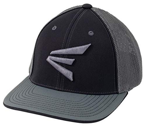 - Easton A167926BKGTSM Baseball Clothing Hats, Black/Granite