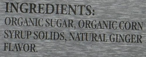 Newman's Own Organics Mints, Ginger, 1.76-Ounce Tins (Pack of 6) by Newman's Own (Image #3)