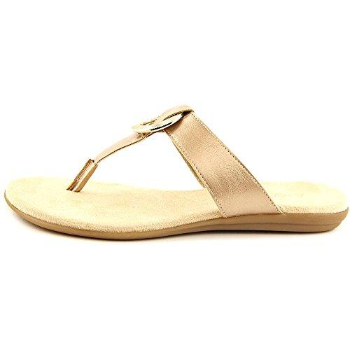 Aerosoles Supper Chlub - Chanclas de piel sintética para mujer oro dorado Taglia scarpa