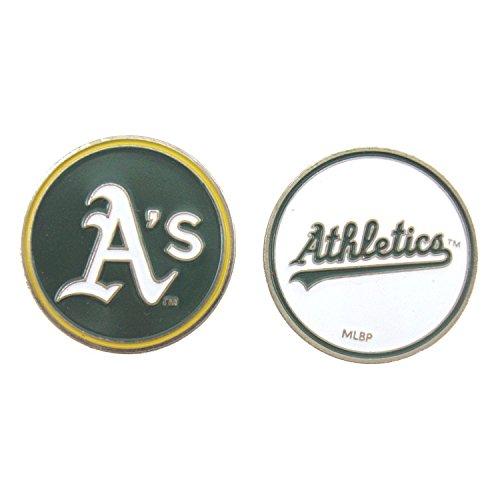 Oakland Athletics A's Golf Ball Marker