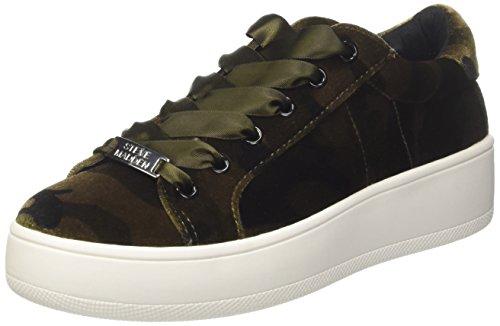 Camo Madden Green Bertie Women's Sneaker green Steve Fashion zwBFxWBq
