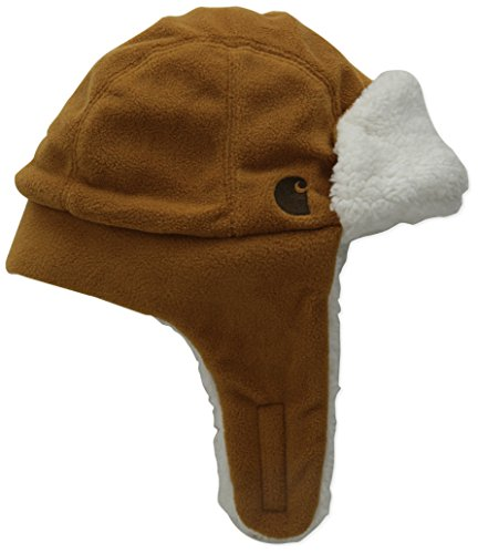 Carhartt Little Boys' Bubba Hat, Carhartt Brown, Infant/Toddler