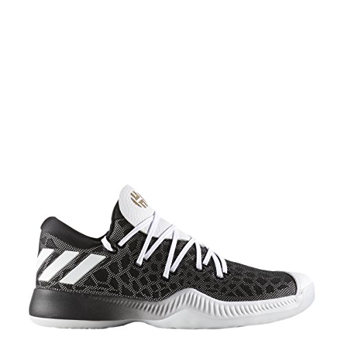 Adidas Harden B / E Scarpe Da Basket Uomo Nucleo Nero-bianco