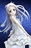 QuesQ Anohana: The Flower We Saw That Day: Menma PVC Figure (1:8 Scale)