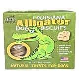 think!dog Alligator Dog Biscuits, My Pet Supplies