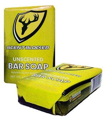Robinson Scent Blocker Bar Soap, 4.5-Ounce