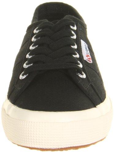 Superga 2750Cotu Classic Unisex Zapatillas Zapatos + tamaños Black