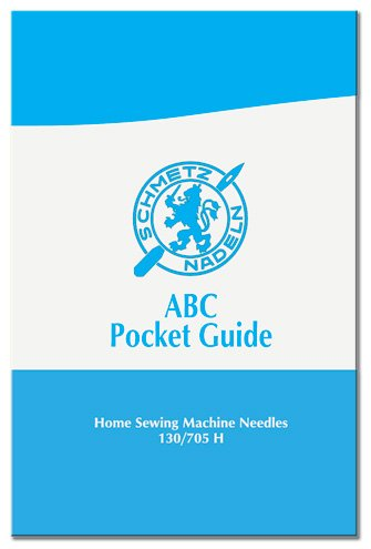SCHMETZ ABC Pocket Guide - Household Sewing Machine Needle ()