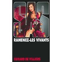SAS 153 Ramenez les vivants (French Edition)