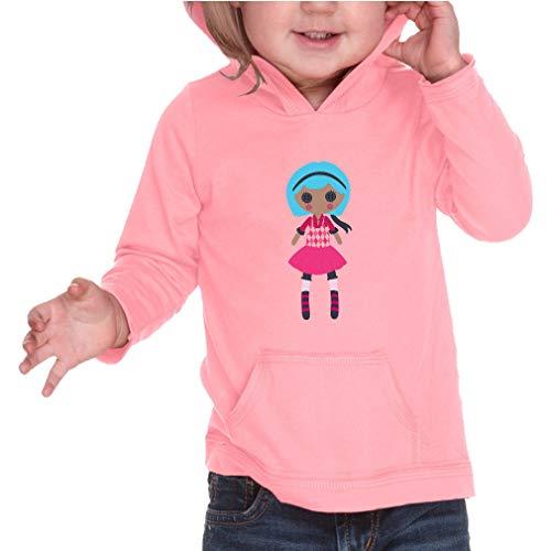 Rag Doll Hooded Sweatshirt - 6
