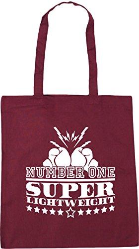 10 Tote Lightweight Burgundy Shopping litres One Beach HippoWarehouse x38cm 42cm Gym Bag Super Number qwA6H6