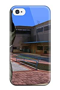 Fashion LPwdxdt2506ZflwY Case Cover For Iphone 4/4s(skate Games )