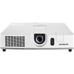 Hitachi CP-X5021N LCD PROJ XGA 2000:1 5000 LUM VGA ENET HDMI SVID 10.1LB