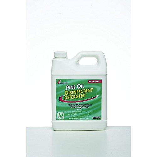 Pine Oil Disinfectant Detergent - 1 qt Bottles, 6840-00-687-7904