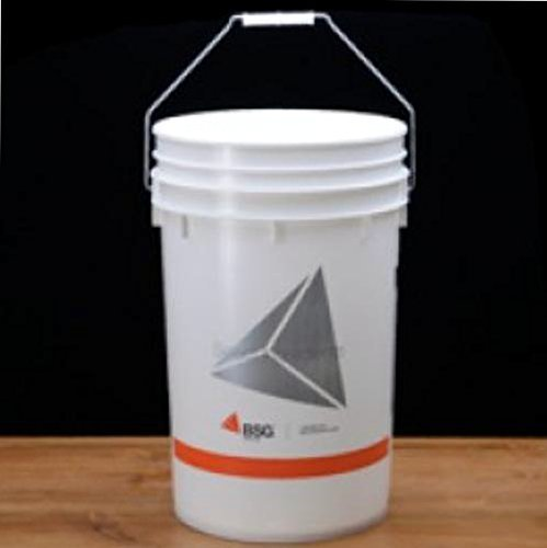 6.5 Gallon Plastic Fermenting Bucket by BSG HandCraft