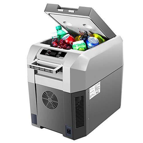 Tx- Car Refrigerator Portable Compressor Fridge Freezer Car and Home are Available 12v|24v|220V (Size : 33L)