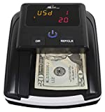 Best Counterfeit Bill Detectors - Royal Sovereign Quick Scan Counterfeit Bill Detector (RCD-3120) Review