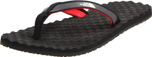 (The North Face Women's Base Camp-W Black/Red 9 M US )