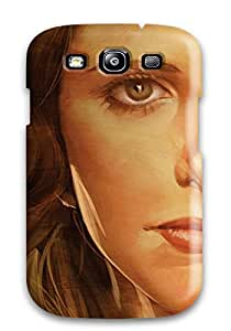 Justin Landes's Shop Hot 1990664K79297492 Forever Collectibles Buffy Closeup Hard Snap-on Galaxy S3 Case