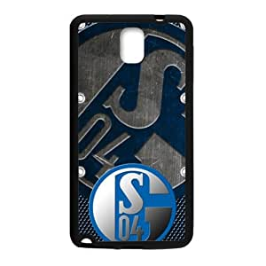 FC Schalke 04 Brand New And Custom Hard Case Cover Protector For Samsung Galaxy Note3